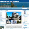 Marko Apartments website design